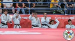 Veronica Toniolo (ITA), Artsiom Kolasau (BLR) - Youth Olympic Games Team event Buenos Aires (2018, ARG) - © IJF Media Team, International Judo Federation