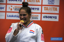 Pleuni Cornelisse (NED) - Dutch Championships Almere (2019, NED) - © JudoInside.com, judo news, results and photos