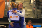 Lois Van Lijssel (NED), Sanne Van Dijke (NED) - Dutch Championships Almere (2019, NED) - © JudoInside.com, judo news, results and photos