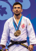 Vazha Margvelashvili (GEO) - European Games Minsk (2019, BLR) - © David Finch, Judophotos.com