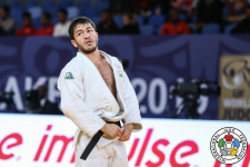 Sharafuddin Lutfillaev (UZB) - Grand Prix Marrakech (2019, MAR) - © IJF Emanuele Di Feliciantonio, International Judo Federation