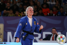 Luise Malzahn (GER) - Grand Prix Marrakech (2019, MAR) - © IJF Emanuele Di Feliciantonio, International Judo Federation