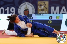 Anna-Maria Wagner (GER) - Grand Prix Marrakech (2019, MAR) - © IJF Emanuele Di Feliciantonio, International Judo Federation
