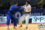 Amandine Buchard (FRA), Ana Perez Box (ESP) - Grand Prix Marrakech (2019, MAR) - © IJF Emanuele Di Feliciantonio, International Judo Federation