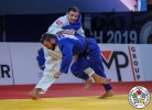 Ivaylo Ivanov (BUL), Jose Maria Mendiola (ESP) - Grand Prix Marrakech (2019, MAR) - © IJF Gabriela Sabau, International Judo Federation