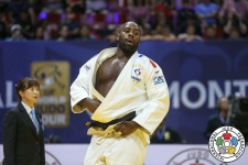 Teddy Riner (FRA) - Grand Prix Montreal (2019, CAN) - © IJF Emanuele Di Feliciantonio, International Judo Federation