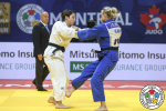 Christa Deguchi (CAN), Jessica Klimkait (CAN) - Grand Prix Montreal (2019, CAN) - © IJF Emanuele Di Feliciantonio, International Judo Federation