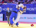 Teddy Riner (FRA) - Grand Prix Montreal (2019, CAN) - © Rafal Burza - Judo Canada