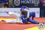 Vladut Simionescu (ROU), Teddy Riner (FRA) - Grand Prix Montreal (2019, CAN) - © IJF Emanuele Di Feliciantonio, International Judo Federation