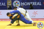 Vladut Simionescu (ROU), David Moura (BRA) - Grand Prix Montreal (2019, CAN) - © IJF Emanuele Di Feliciantonio, International Judo Federation