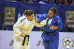 Nina Cutro-Kelly (USA), Melissa Mojica (PUR) - Grand Prix Montreal (2019, CAN) - © IJF Emanuele Di Feliciantonio, International Judo Federation