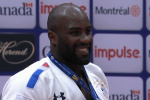 Teddy Riner (FRA) - Grand Prix Montreal (2019, CAN) - © IJF Media Team, International Judo Federation