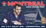 Antoine Valois-Fortier (CAN) - Grand Prix Montreal (2019, CAN) - © Canada Judo
