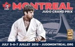 Etienne Briand (CAN) - Grand Prix Montreal (2019, CAN) - © Canada Judo