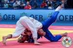 David García Torne (ESP), Abderrahmane Boushita (MAR) - Grand Prix Tashkent (2019, UZB) - © IJF Marina Mayorova, International Judo Federation