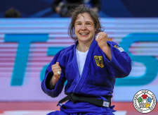 Laura Vargas Koch (GER) - Grand Prix Tbilisi (2019, GEO) - © IJF Gabriela Sabau, International Judo Federation