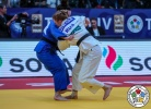 Alesya Kuznetsova (RUS), Andreea Chitu (ROU) - Grand Prix Tel Aviv (2019, ISR) - © IJF Media Team, International Judo Federation