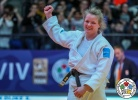 Sanne Van Dijke (NED) - Grand Prix Tel Aviv (2019, ISR) - © IJF Media Team, International Judo Federation