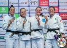 Anna Bernholm (SWE), Alice Bellandi (ITA), Sanne Van Dijke (NED), Megan Fletcher (IRL) - Grand Prix Tel Aviv (2019, ISR) - © IJF Media Team, International Judo Federation