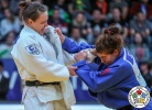 Alexandra Babintceva (RUS), Patricia Sampaio (POR) - Grand Prix Tel Aviv (2019, ISR) - © IJF Media Team, International Judo Federation