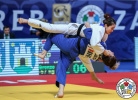 JanDi Kim (KOR), Eteri Liparteliani (GEO) - Grand Prix Zagreb (2019, CRO) - © IJF Marina Mayorova, International Judo Federation