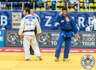 Tomer Golomb (POL), Ashley McKenzie (GBR) - Grand Prix Zagreb (2019, CRO) - © IJF Aurelien Brandenburger, 	International Judo Federation