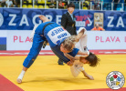 Nami Nabekura (JPN), Juul Franssen (NED) - Grand Prix Zagreb (2019, CRO) - © IJF Aurelien Brandenburger, 	International Judo Federation