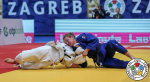 Sanne Van Dijke (NED) - Grand Prix Zagreb (2019, CRO) - © IJF Marina Mayorova, International Judo Federation