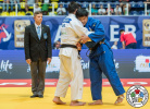 Beka Gviniashvili (GEO), Kenta Nagasawa (JPN) - Grand Prix Zagreb (2019, CRO) - © IJF Aurelien Brandenburger, 	International Judo Federation