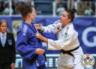 Karla Prodan (CRO), Beata Pacut (POL) - Grand Prix Zagreb (2019, CRO) - © IJF Marina Mayorova, International Judo Federation