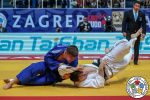 Eduard Trippel (GER), Noël Van 't End (NED) - Grand Prix Zagreb (2019, CRO) - © IJF Marina Mayorova, International Judo Federation