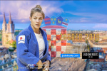 Hedvig Karakas (HUN) - Grand Prix Zagreb (2019, CRO) - © JudoInside.com, judo news, results and photos