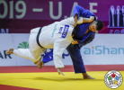 Vladut Simionescu (ROU), SungMin Kim (KOR) - Grand Slam Abu Dhabi (2019, UAE) - © IJF Gabriela Sabau, International Judo Federation