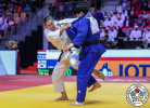 Guusje Steenhuis (NED), Jeong-Yun Lee (KOR) - Grand Slam Abu Dhabi (2019, UAE) - © IJF Marina Mayorova, International Judo Federation