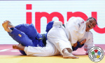 Maria Suelen Altheman (BRA) - Grand Slam Abu Dhabi (2019, UAE) - © IJF Marina Mayorova, International Judo Federation