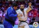Roy Meyer (NED), Iakiv Khammo (UKR) - Grand Slam Abu Dhabi (2019, UAE) - © IJF Marina Mayorova, International Judo Federation
