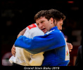 Nemanja Majdov (SRB),  RESPECT (IJF), judo the best martial art (IJF), judo changed my life (IJF) - Grand Slam Baku (2019, AZE) - © Paco Lozano, Judo y Otros