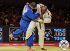 Teddy Riner (FRA), David Moura (BRA) - Grand Slam Brasilia (2019, BRA) - © IJF Gabriela Sabau, International Judo Federation