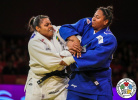 Maria Suelen Altheman (BRA), Beatriz Souza (BRA) - Grand Slam Brasilia (2019, BRA) - © IJF Gabriela Sabau, International Judo Federation