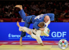 Marcus Nyman (SWE), David Klammert (CZE) - Grand Slam Brasilia (2019, BRA) - © IJF Gabriela Sabau, International Judo Federation