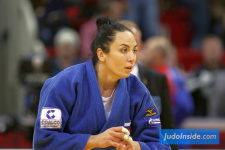 Ksenia Chibisova (RUS) - Grand Slam Düsseldorf (2019, GER) - © JudoInside.com, judo news, results and photos