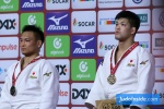 Shohei Ono (JPN), Masashi Ebinuma (JPN) - Grand Slam Düsseldorf (2019, GER) - © JudoInside.com, judo news, results and photos