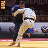 Kilian Le Blouch (FRA) - Grand Slam Ekaterinburg (2019, RUS) - © IJF Robin Willingham, International Judo Federation