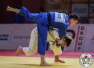 Tal Flicker (ISR), Yeset Kuanov (KAZ) - Grand Slam Ekaterinburg (2019, RUS) - © IJF Marina Mayorova, International Judo Federation