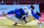 Ana Perez Box (ESP), Gili Cohen (ISR) - Grand Slam Ekaterinburg (2019, RUS) - © IJF Marina Mayorova, International Judo Federation