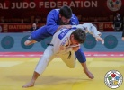 Noël Van 't End (NED), Beka Gviniashvili (GEO) - Grand Slam Ekaterinburg (2019, RUS) - © IJF Marina Mayorova, International Judo Federation