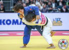Julia Figueroa (ESP) - Grand Slam Osaka (2019, JPN) - © IJF Marina Mayorova, International Judo Federation