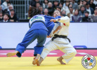 Sumiya Dorjsuren (MGL), Haruka Funakubo (JPN) - Grand Slam Osaka (2019, JPN) - © IJF Marina Mayorova, International Judo Federation