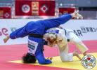 Jessica Klimkait (CAN), Tsukasa Yoshida (JPN) - Grand Slam Osaka (2019, JPN) - © IJF Marina Mayorova, International Judo Federation