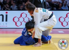 Rafaela Silva (BRA) - Grand Slam Paris (2019, FRA) - © IJF Media Team, International Judo Federation